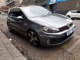 2013 VW GOLF 6 GTI MANUAL