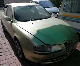 Alfa 147 stripping for spares