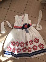 Платье на рост 128-134