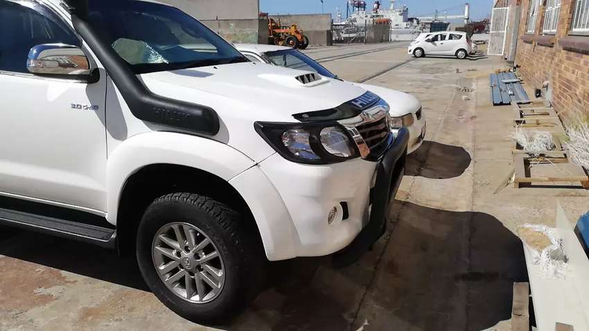Toyota hilux D4D 3.0 For sale