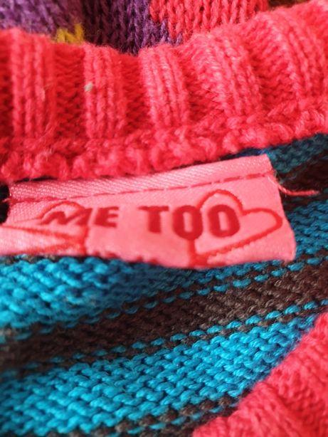 Sweterki Sweterki rozpinane dla bliźniaczek Mielec - image 3