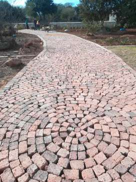 Cycle style Paving