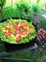 Сковорода из диска,мангал,садж,сковорідка із диску 30 см