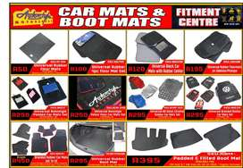 Car mats, carpets, rubber mats, floor inside vehicle protection, boot,