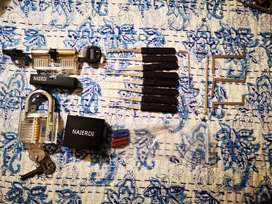 Lock picking set
