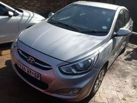 2019 Hyundai accent 1.6 Automatic immaculate condition for sale