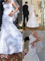 Свадебное платье, либо сдам в аренду : ТМ Selektion