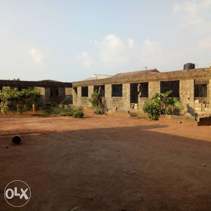 4 unit of self contain for sale at ayobo 0