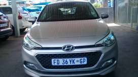 2016 Hyundai i-20 1.4 Engine Capacity with Automatic Transmission,