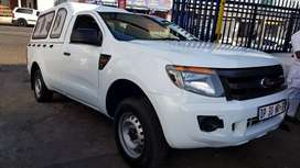 Ford Ranger 2.5 and canopy