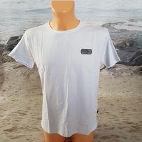 Armani t-shirt męski biały