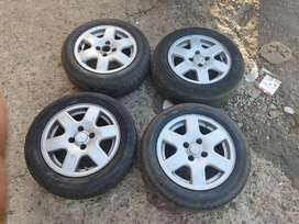 Baby velo 14inch rims and tyres