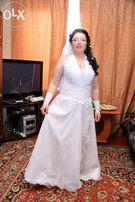 Свадебное платье 4400 руб.