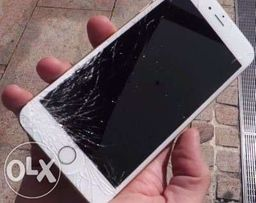 Замена ремонт стекла сенсор экран IPhone X 10 8 8plus 7 6s 5 iPad