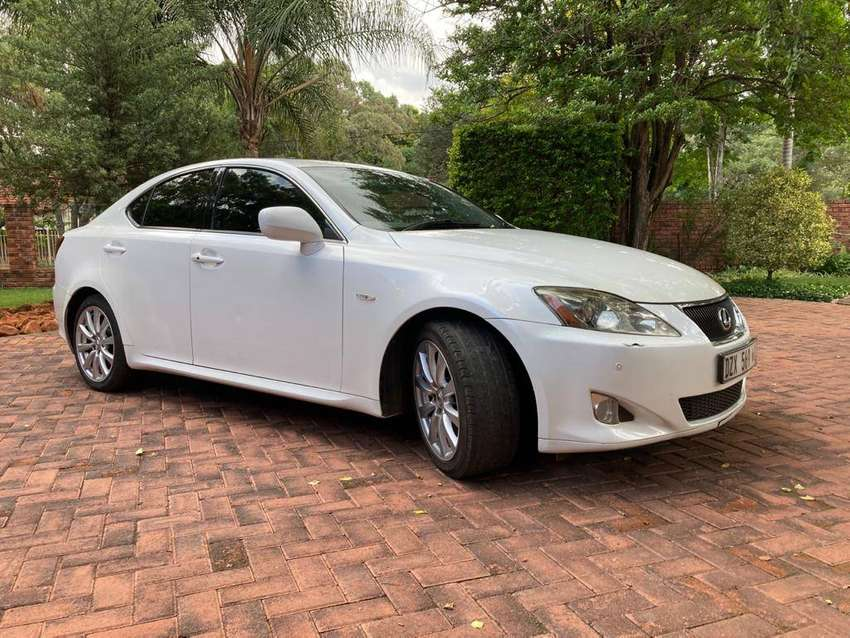 2007 Lexus IS 250SE 0