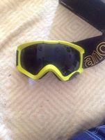 Маска, очки для горнолыжного спорта anon