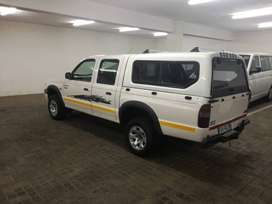 Ford double cab 2.5