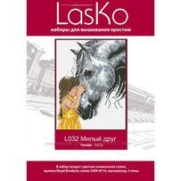 Набор для вышивки Милый Друг ТМ LasKo