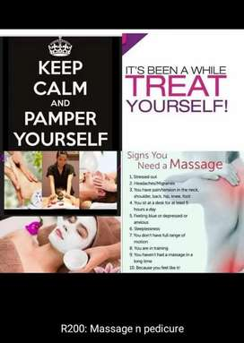 Mother's day pamper services  also mobile