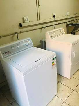 Speed Queen Laundry Washer and dryer