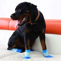 Налапники - прорезиненные носки для собак. Удобная обувь для собак!