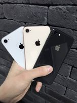 Apple iPhone 8 64 gb gold / silver / space gray ИДЕАЛЫ! ГАРАНТИЯ!