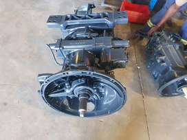 SCANIA GR 875 GEARBOX COMPLETE