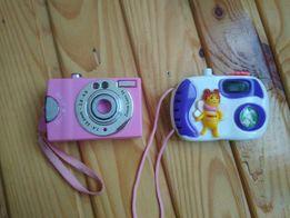 Музыкальный фотоаппарат. Цена за два.