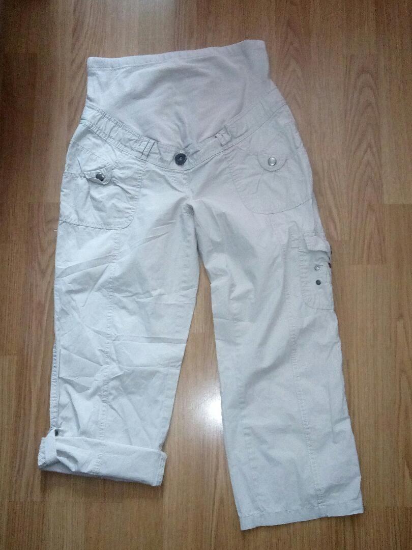 Tehotenske kalhoty rollup v.36 0