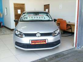 2014 VW POLO 1.2 TSI TRENDLINE 5DR WITH ONLY 104332KMS