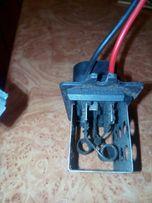 Резистор вентилятора охолодження
