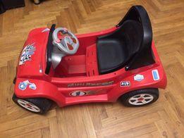 Машина на акамуляторе,из мультиков про Тачки