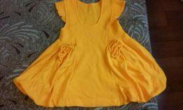 Нарядное платье- сарафан