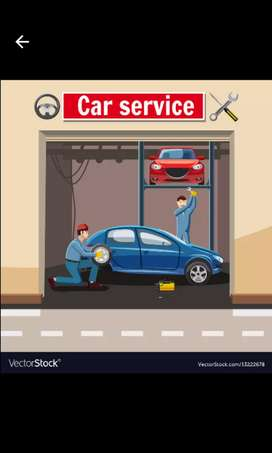 For all your car services and repairs.