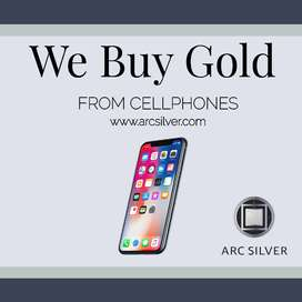 We buy Gold from Iphones