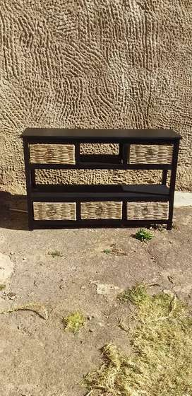 Headboard  Dressing table Tv stand and Basw bed