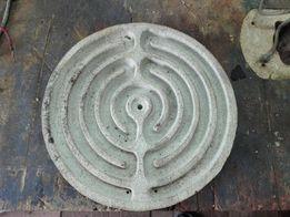 Форма под спираль на плитку