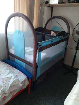 A baby cot1500