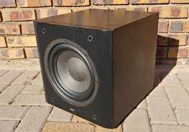 B&W ASW600 Active Subwoofer