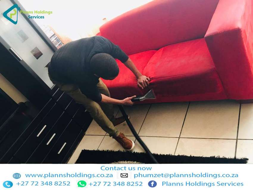 House, Carpet and Upholstery Cleaning Services