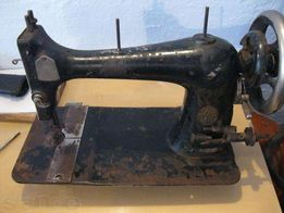 Продам швейную ножную машинку Singer