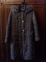 Женский зимний пуховик (пальто)