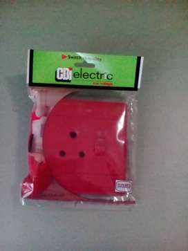 Brand New Red computer single plugs for sale