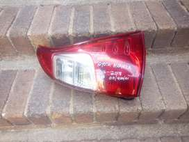 Toyota avanza right tail light