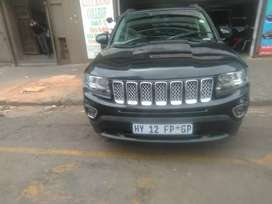 Jeep compass 2.0 limited 2016 model available now