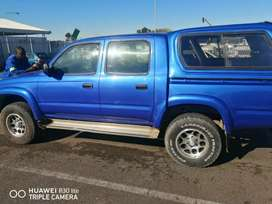 Selling a toyota hilux