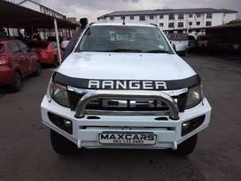 2012 ford ranger XLS 3.2 extra cab, manual transmission