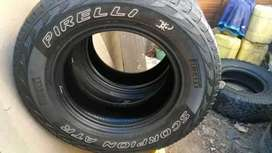 2×265/70/17 pIrelli tyres for sale it's available now
