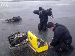 Подводная фото-видео съёмка