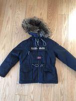 Куртка пуховик Napapijri детская